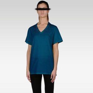 Maison Margiela charity aids awareness t shirt
